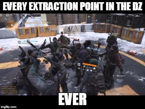 The Division Meme Joke Image 01