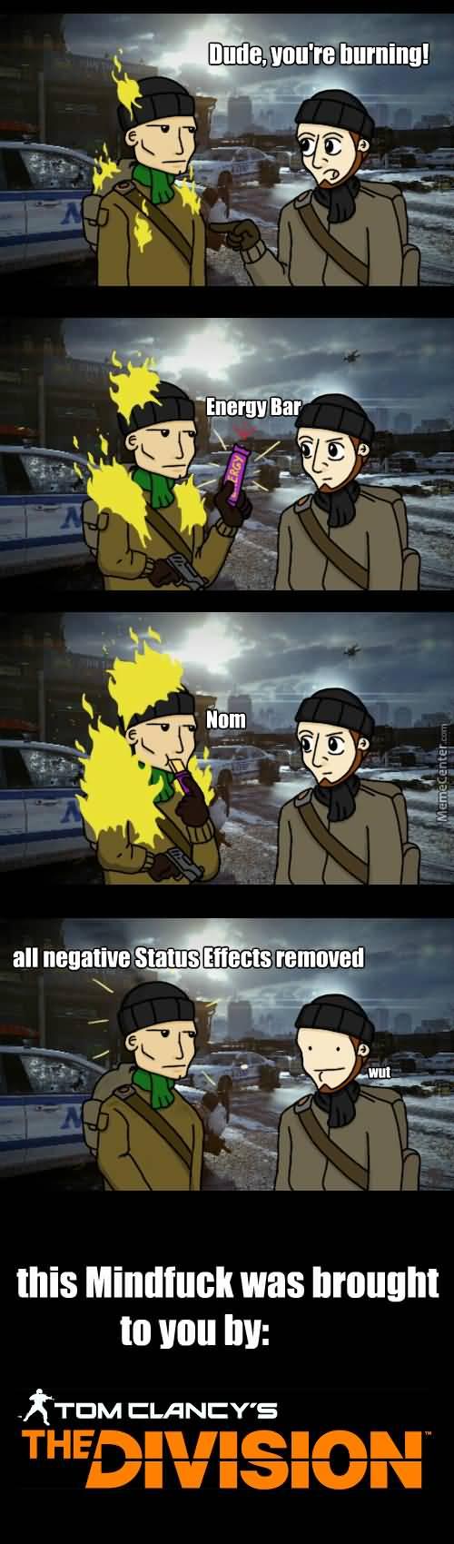 The Division Meme Joke Image 03