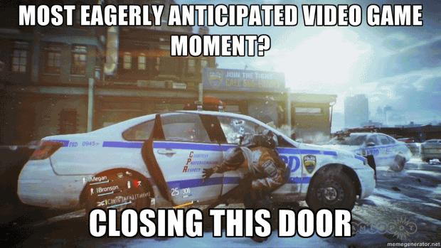 The Division Meme Joke Image 05