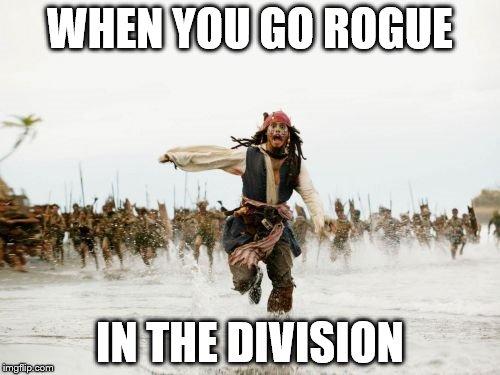 The Division Meme Joke Image 08