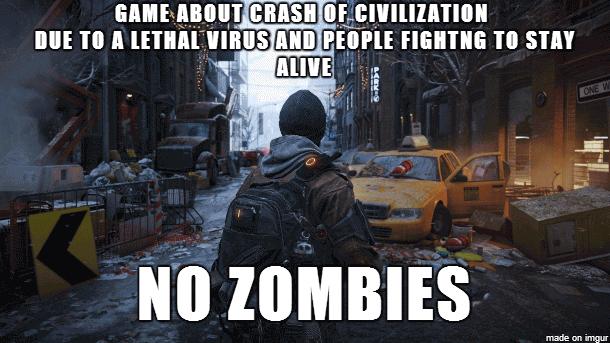 The Division Meme Joke Image 09