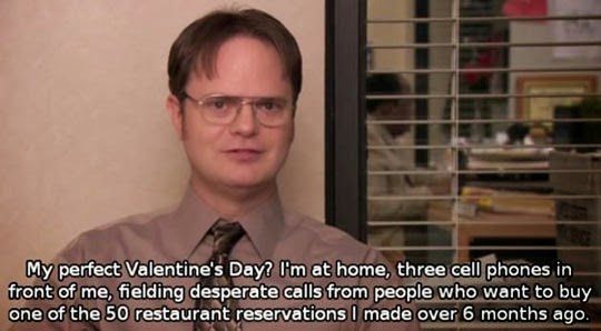 The Office Valentines Meme Funny Image Photo Joke 04