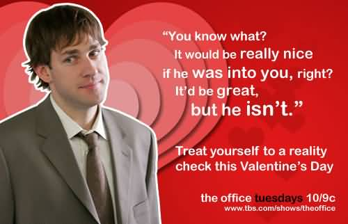 The Office Valentines Meme Funny Image Photo Joke 06