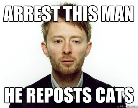Thom Yorke Meme Funny Image Photo Joke 02