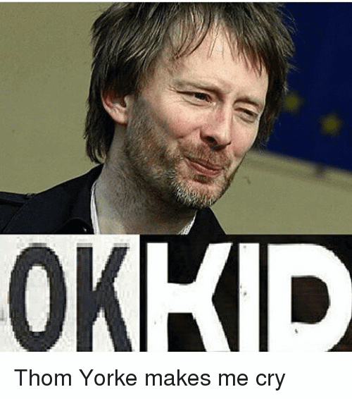 Thom Yorke Meme Funny Image Photo Joke 09