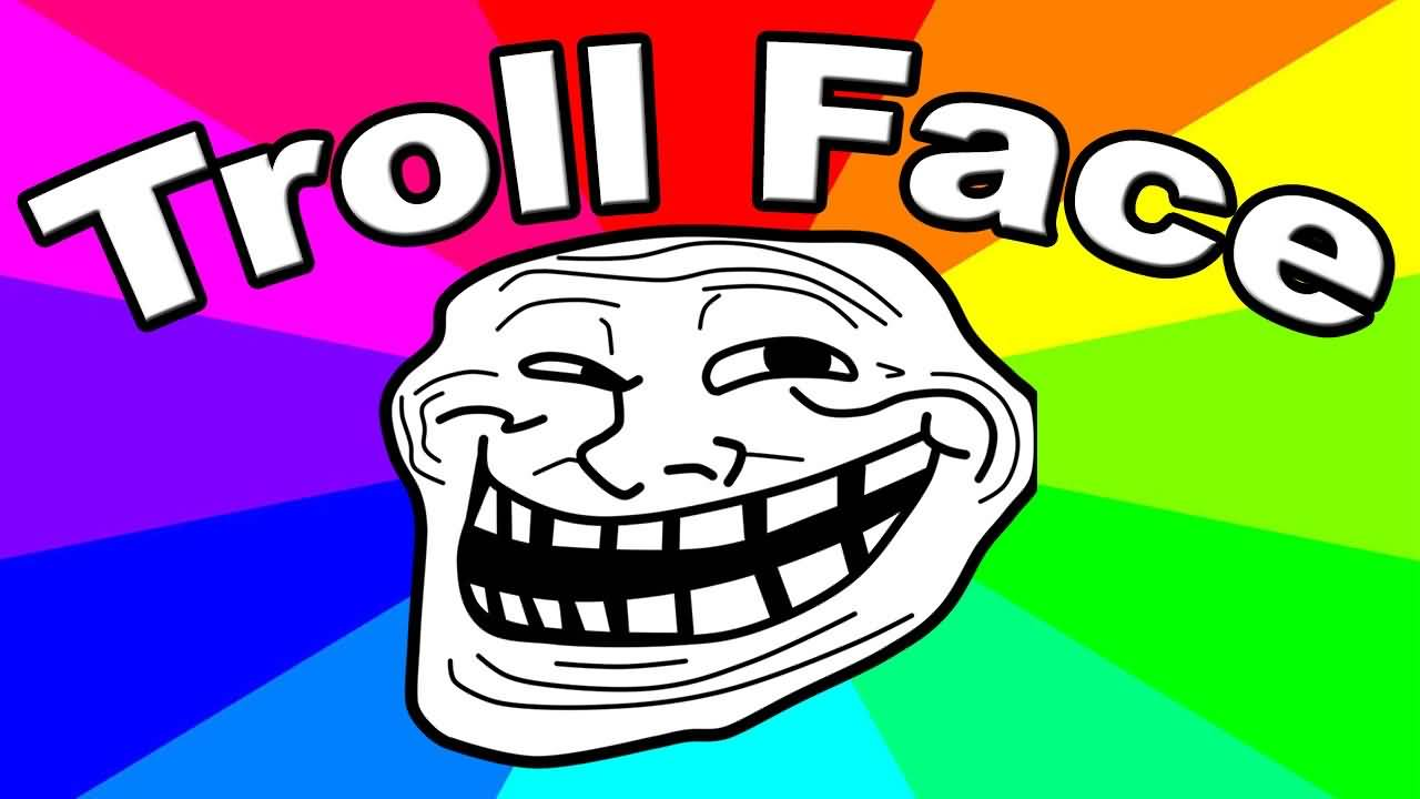 Troll Face Meme Funny Image Photo Joke 10