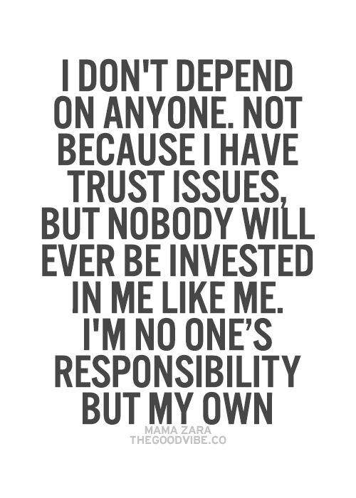 trust nobody quoted