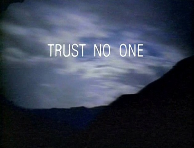 Trust No One But Yourself Quotes Meme Image 06