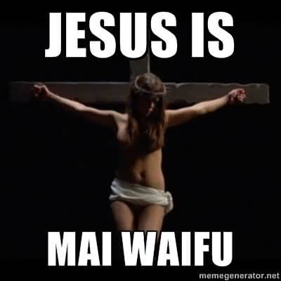 Waifu Meme Funny Image Photo Joke 10