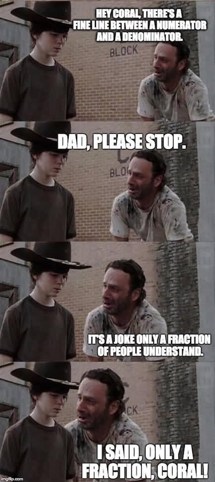 Walking Dead Memes Coral Joke Image 07