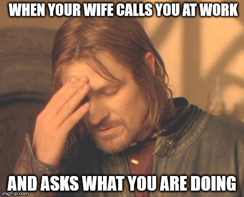 Work Wife Meme Funny Image Photo Joke 15