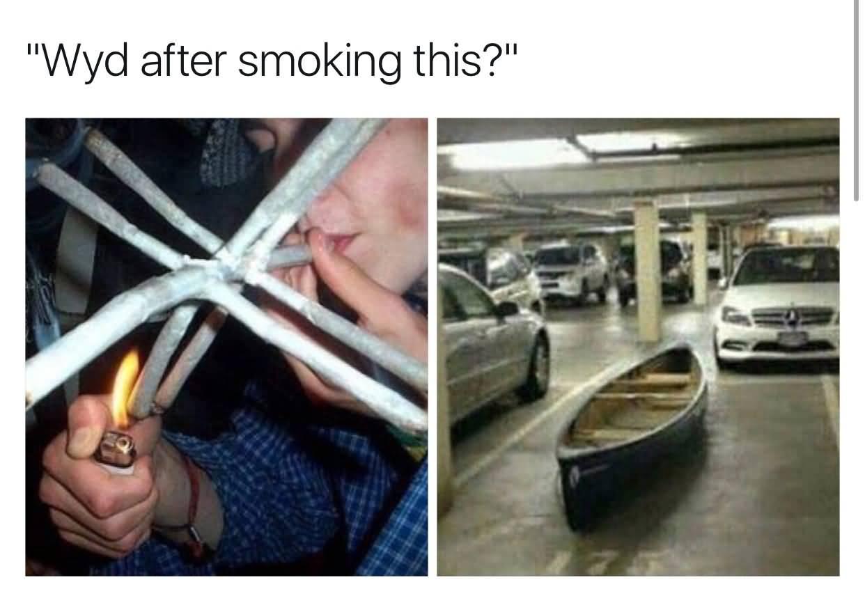 Wyd After Smoking This Meme Photo Joke 05