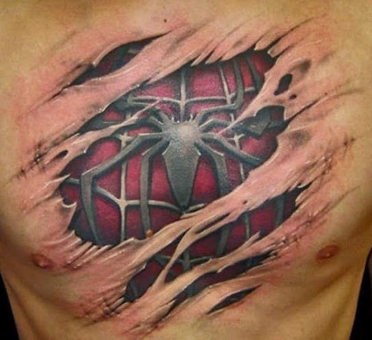 3d Tattoo Design Picture 10
