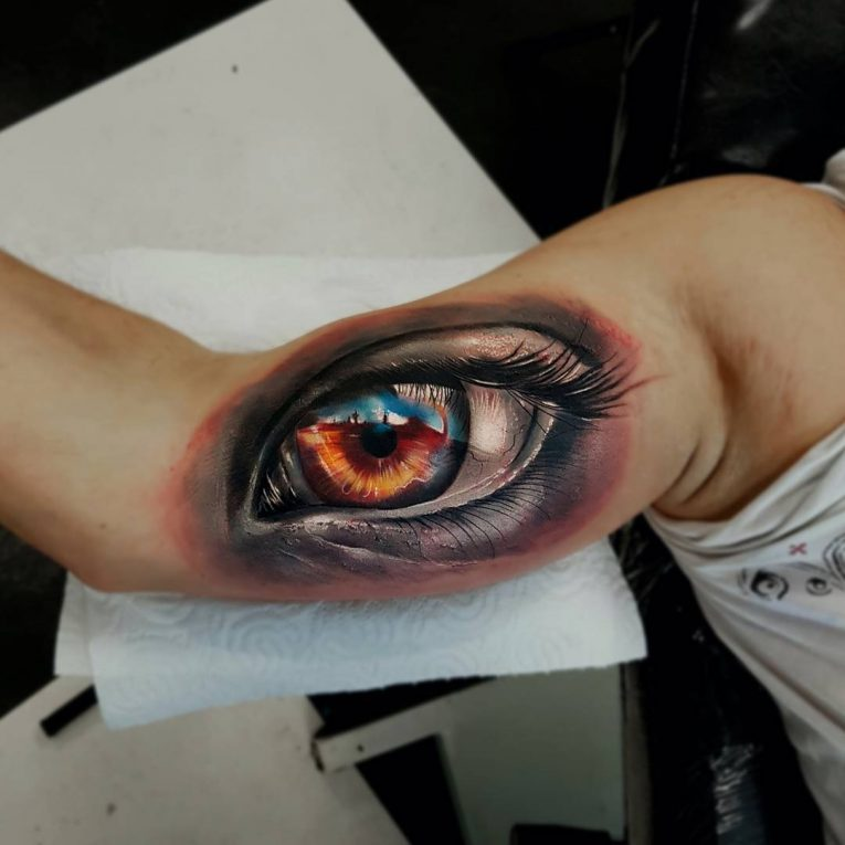 3d Tattoo Design Picture 11