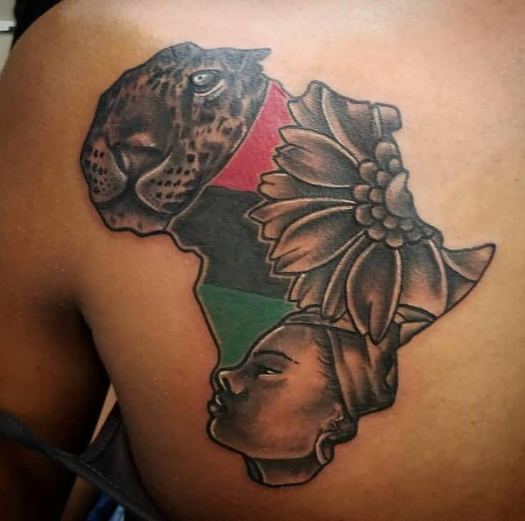 African Tattoo Design Picture 01