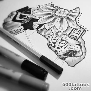 African Tattoo Design Picture 03