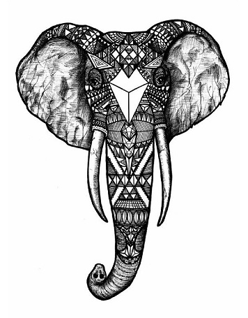 African Tattoo Design Picture 08