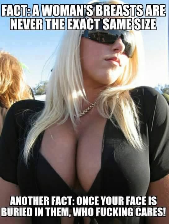 Big Boobs Meme Funny Image Photo Joke 04