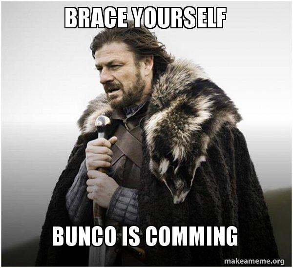 Bunco Meme Funny Image Photo Joke 12