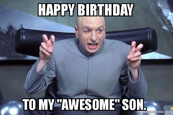 Crazy Happy Birthday Meme Image Joke 05