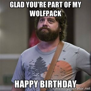 Crazy Happy Birthday Meme Image Joke 08