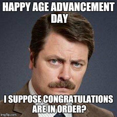 Crazy Happy Birthday Meme Image Joke 14