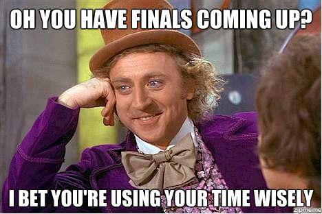 End Of Semester Meme Image Photo Joke 14