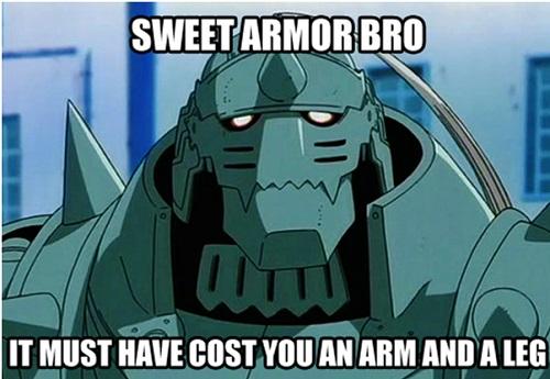 Fullmetal Alchemist Meme Funny Image Photo Joke 04