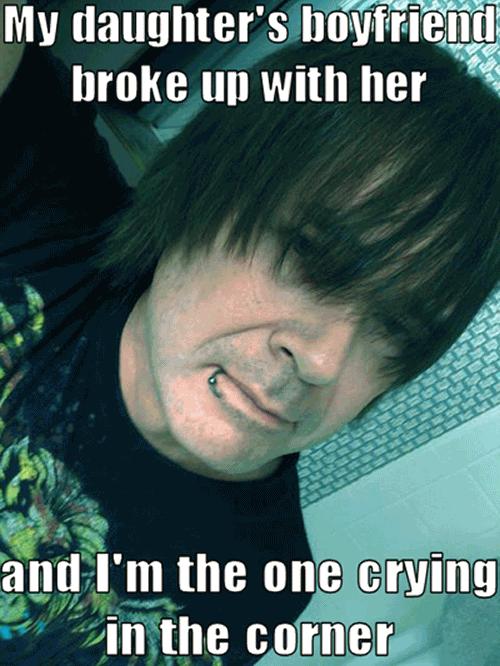 Funny Emo Meme Image Photo Joke 03
