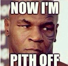 Funny Mike Tyson Meme Image Joke 13