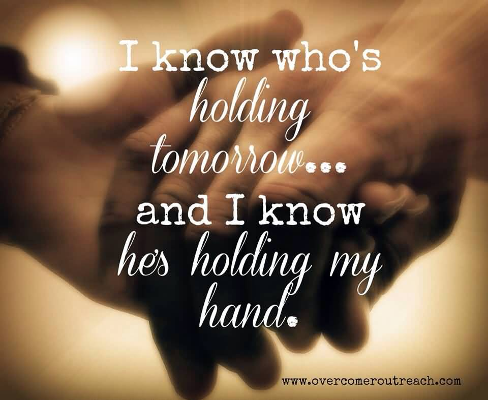 God Hold My Hand Quotes Meme Image 17   QuotesBae