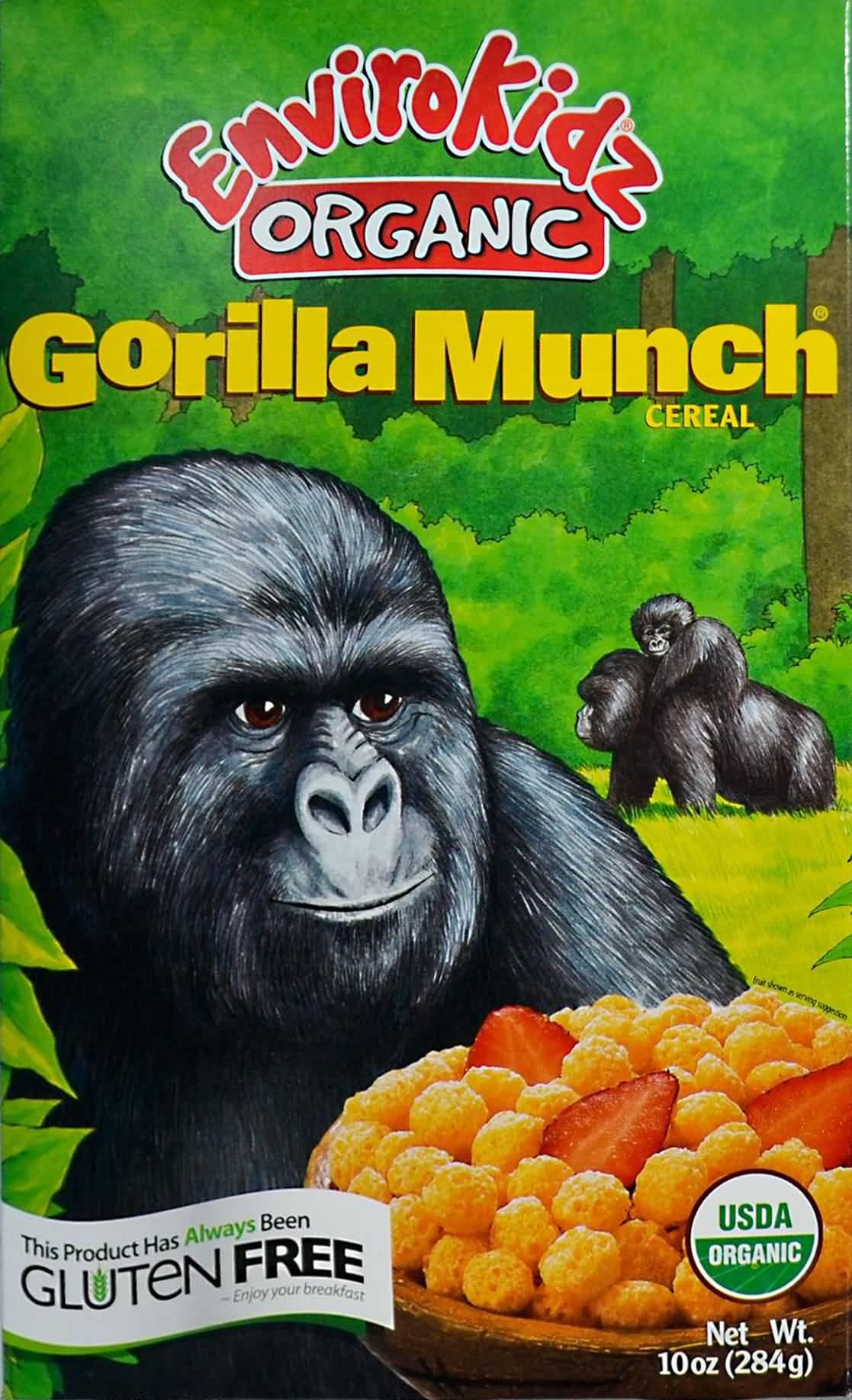 Gorilla Munch Meme Funny Image Photo Joke 07