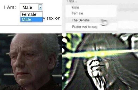 I Am The Senate Meme Image Photo Joke 15