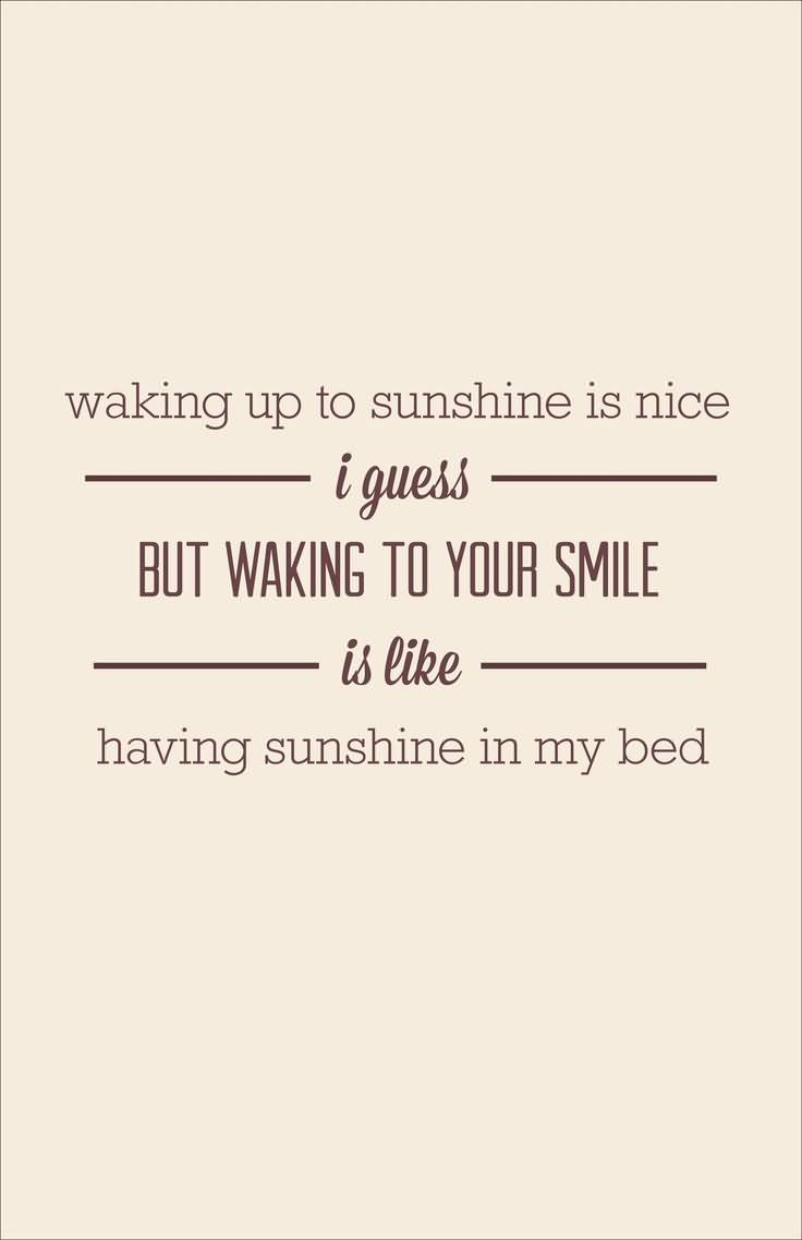 Next to up quotes waking you Quotes about