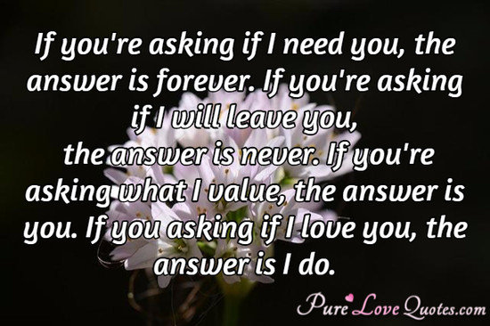 I Will Love You Forever Quotes Meme Image 19 | QuotesBae