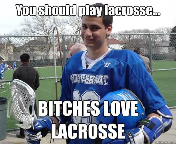 Lacrosse Meme Funny Image Photo Joke 02