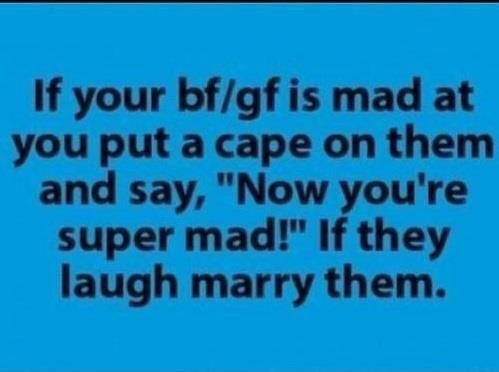 Mad At Your Boyfriend Quotes Meme Image 13