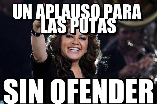 Meme De Putas Funny Image Photo Joke 08