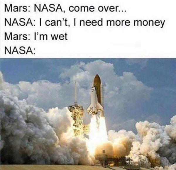 Nasa Meme Funny Image Photo Joke 05