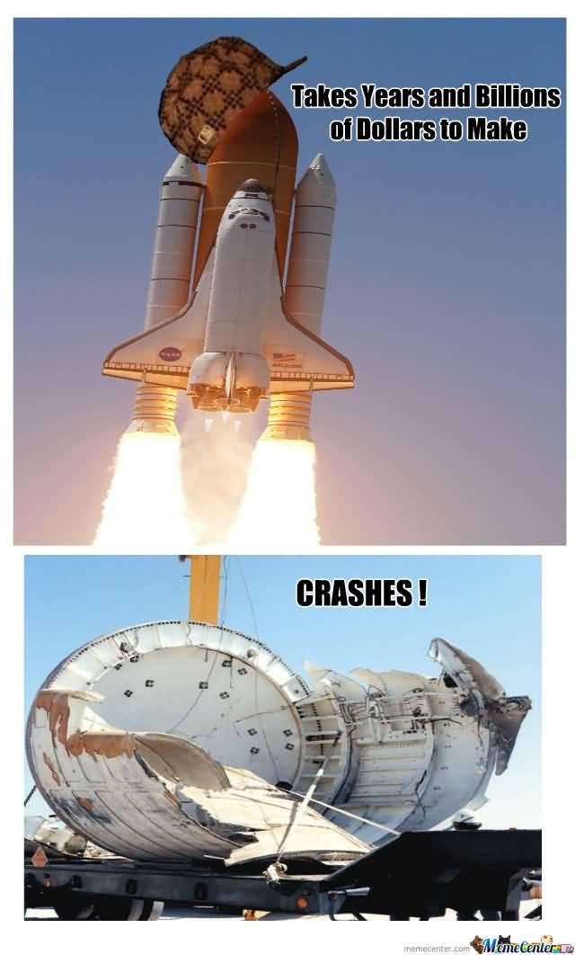 Nasa Meme Funny Image Photo Joke 06