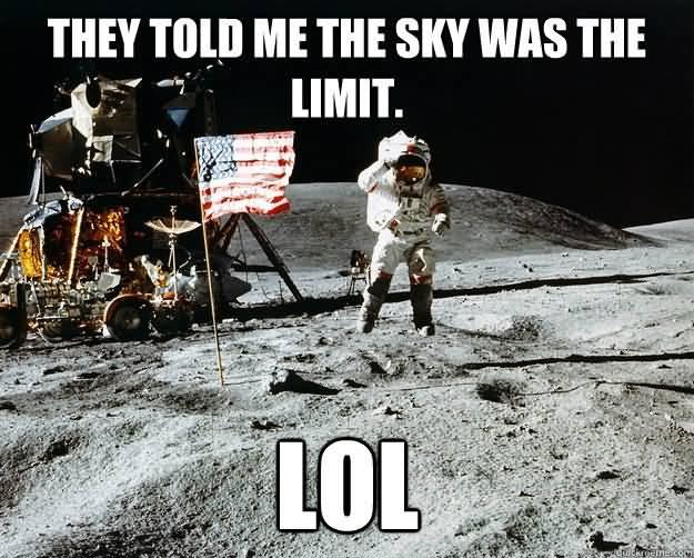 Nasa Meme Funny Image Photo Joke 11
