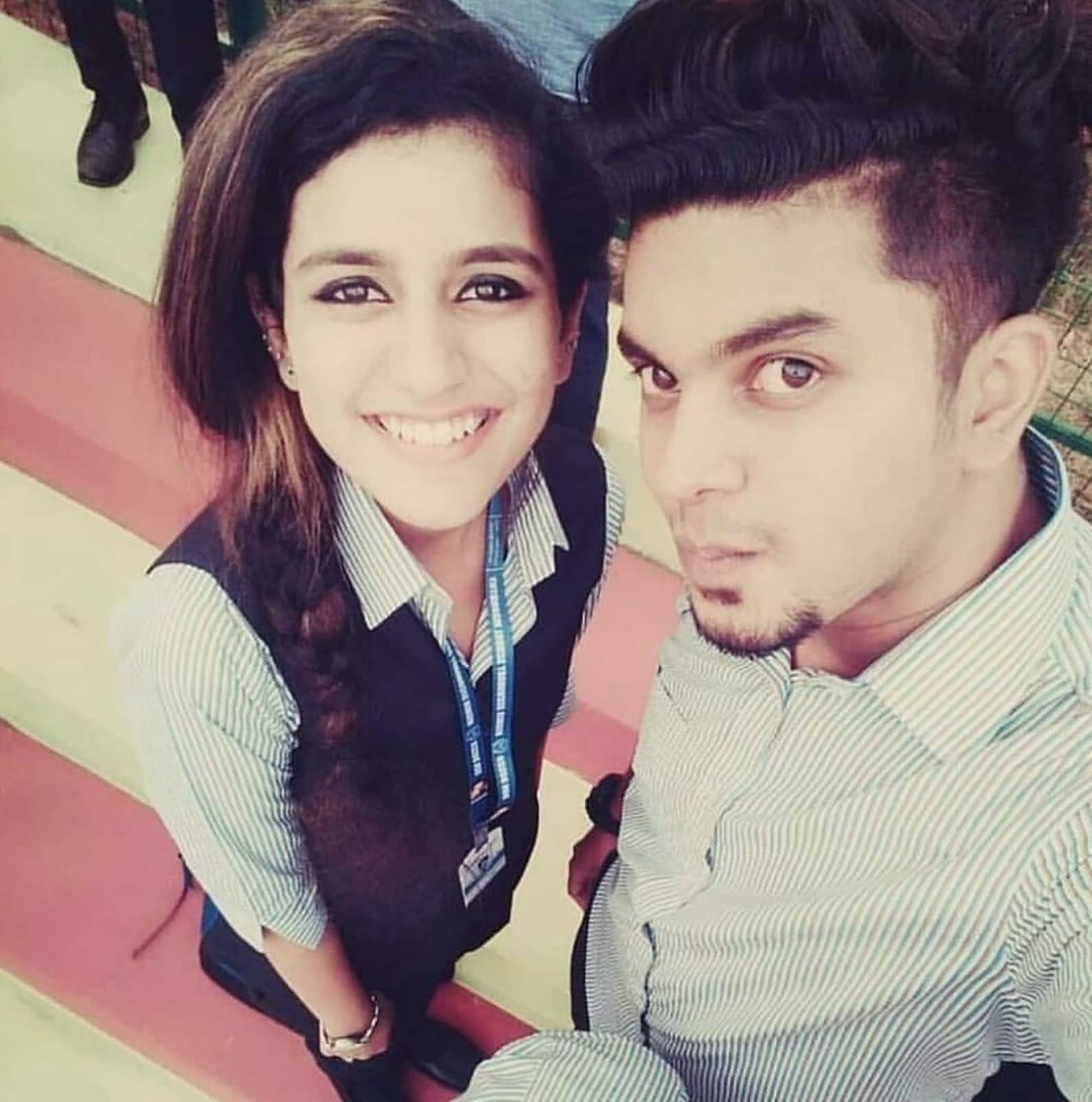 Priya Prakash Boyfriend (BF), Friends and Family 04