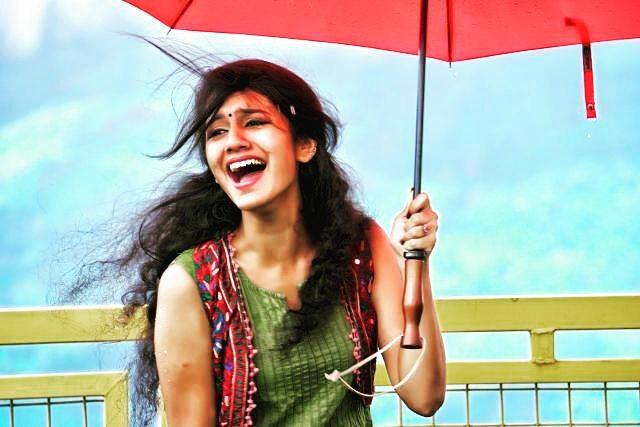 Priya Prakash Varrier HD Wallpaper Image 43