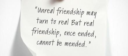 Quotes About Mending Friendships 16