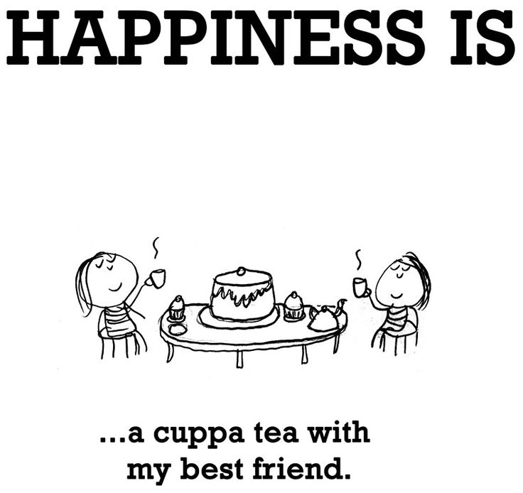 Lovely Quotes About Tea And Friendship 01