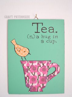 Quotes About Tea And Friendship 06 | QuotesBae
