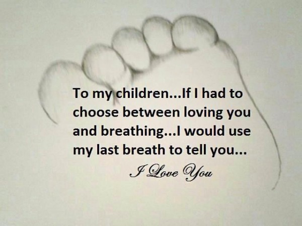 Quotes About The Love Of Children 04
