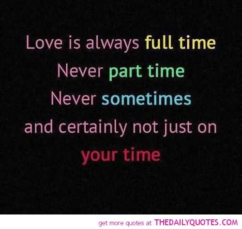 Quotes About Time And Love 14