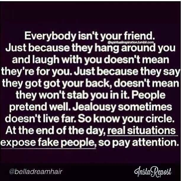 Quotes About True Friendship And Fake Friends 04