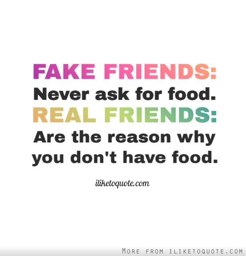 Quotes About True Friendship And Fake Friends 09